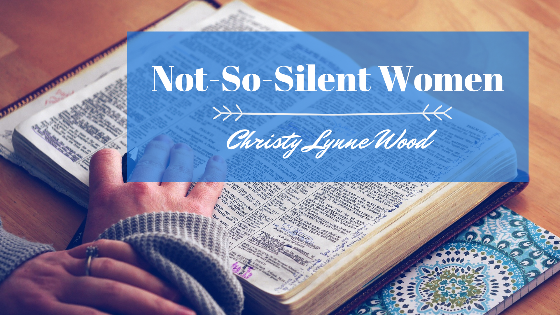 Not-So-Silent Women